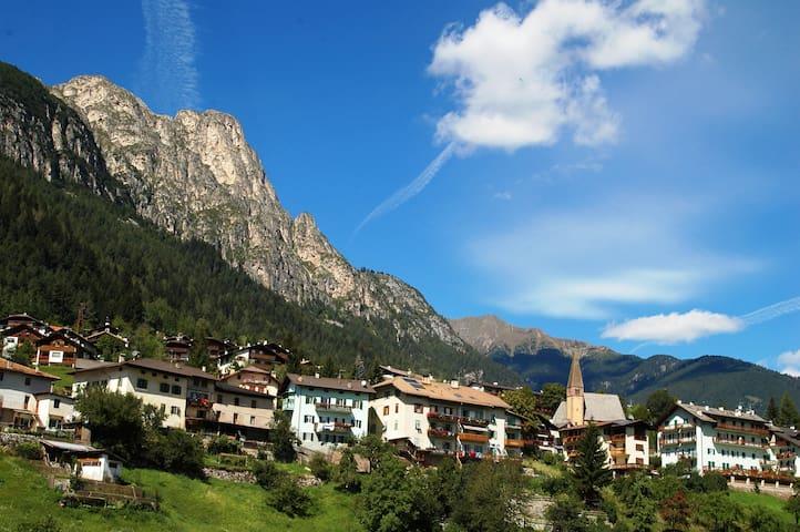 triple room in Val di Fiemme - Propian - Bed & Breakfast
