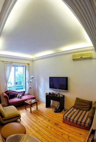 Cool apartment in the best area cihangir