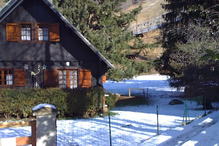 Chalet in the heart of the Pyrenees - Ste Marie de Campan