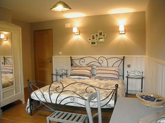 Chambre Gentiane 1 lit 160