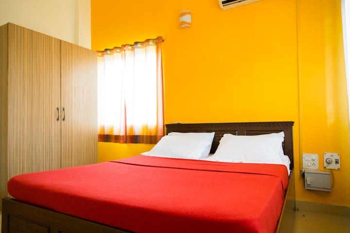 2 BHK Luxury Sea View  Apartment In Vagator  Area - Vagator - Apartment