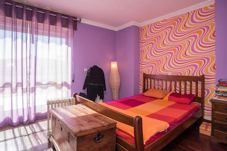 Room with relaxing view - Setúbal - Bed & Breakfast