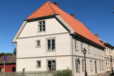 Cozy apartment in a house from 1750