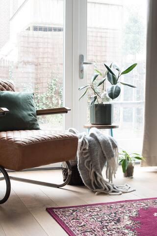 Cozy apartment near city centre