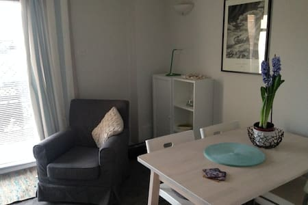 Brighton Marina one bed flat with secure parking. - Apartment