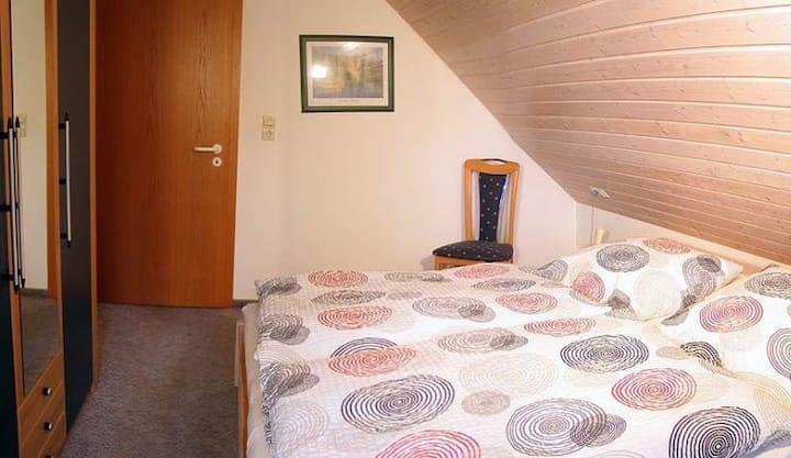 Ferienhof Bühler, (Schramberg), Ferienwohnung B, 60qm, 2 Schlafzimmer, max. 4 Personen