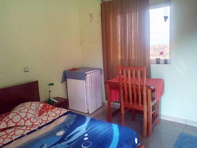 comfortable bedsit in central city bafoussam