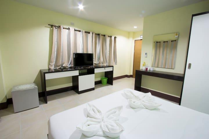 บุญโฮมอพาร์ทเมนท์ - Tambon San Phi Suea - Apartamento