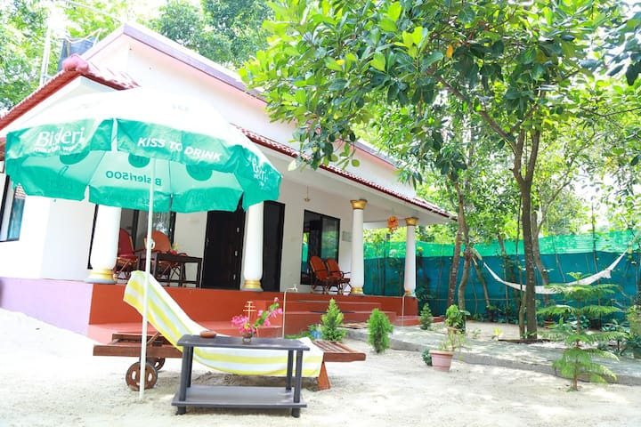 Marari Beach Johns Villa - Mararikulam - Willa