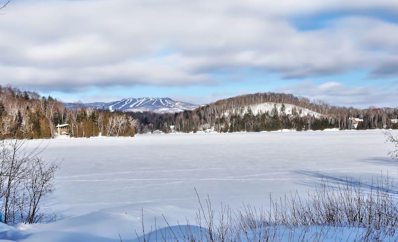 Tremblant ski resort !
