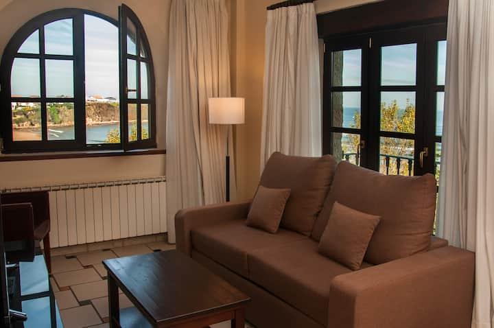 Apartamentos Costa Esmeralda - Apartamento con vistas al mar T. Baja