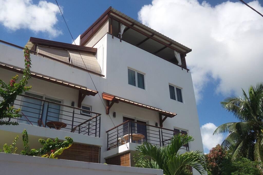 Immeuble/Apartment Building