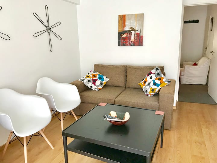 Modern & cozy apartment in Palermo!