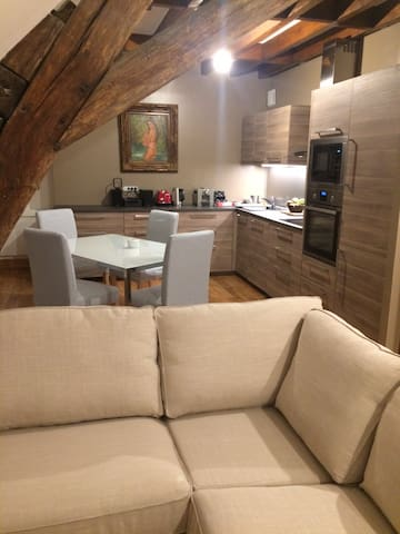 Loft en Duplex exceptionnel cœur de ville Joigny