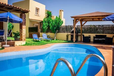 Villas Nine Muses - 2 bedroom villa - Chersonisos