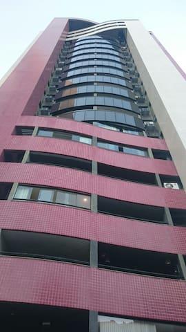 Conforto, qualidade e localização - Fortaleza - Flat
