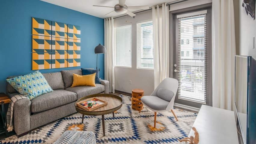 WanderJaunt | Hume | 1BR | Tempe