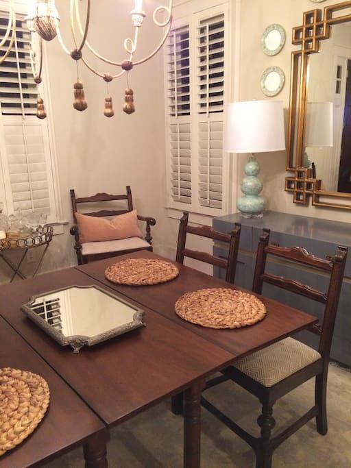 Dining Room Main Level