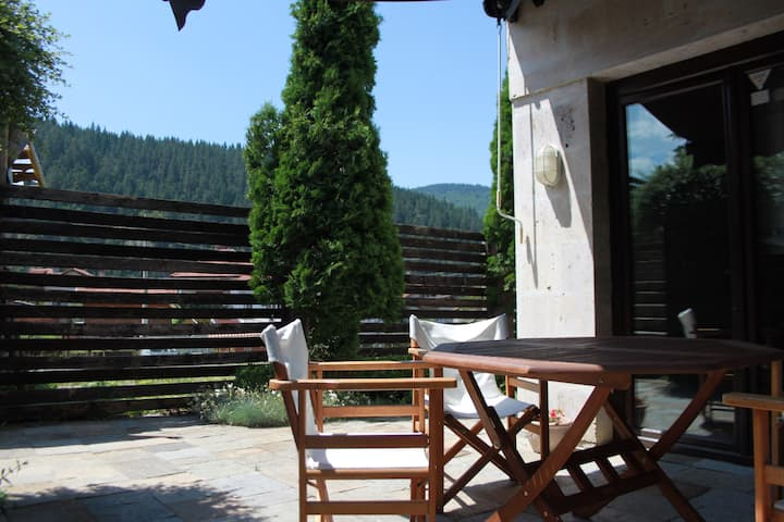 The Stone Villa