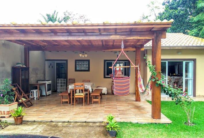 Casa Condomínio Mar Verde II - Caraguatatuba