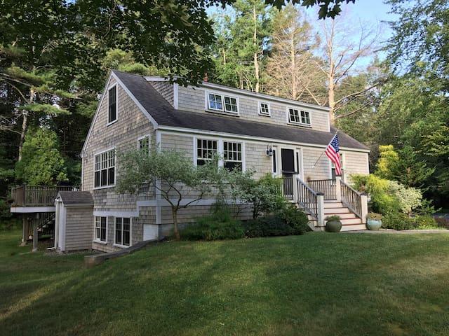 Seawood Cottage