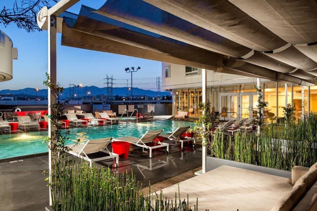 Arts District Dtla Studio Apt In Luxury Building Apartments For Rent In Los Angeles