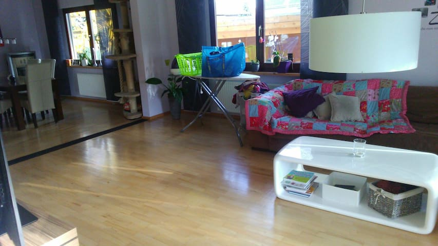 Modernes Haus für Tierliebhaber :-) - Nentershausen - Huis
