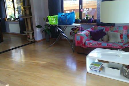 Modernes Haus für Tierliebhaber :-) - Nentershausen - 独立屋