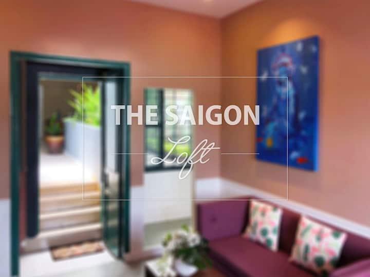 Saigon-Chic Riverside Loft-House, CBD D1