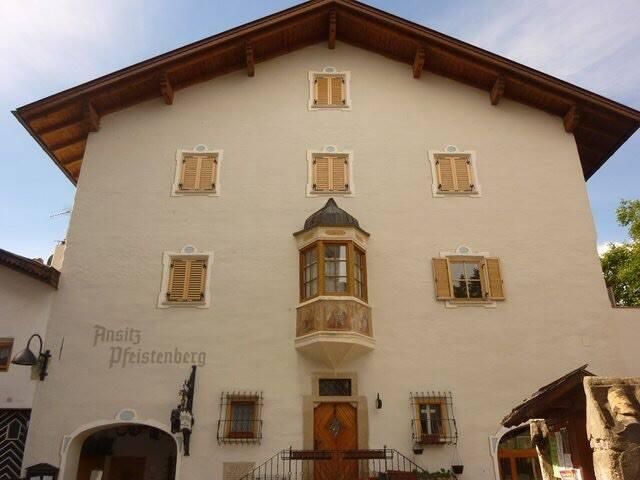 casa in stile tirolese