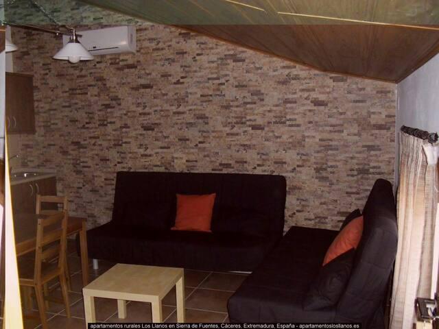 APARTEMENTOS RURALES - Sierra de Fuentes - Appartement