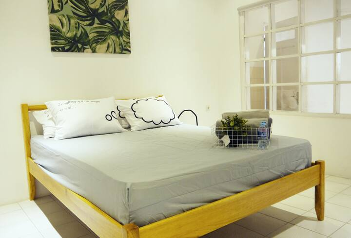21 Residentie Semarang - Private Room (Room 3)