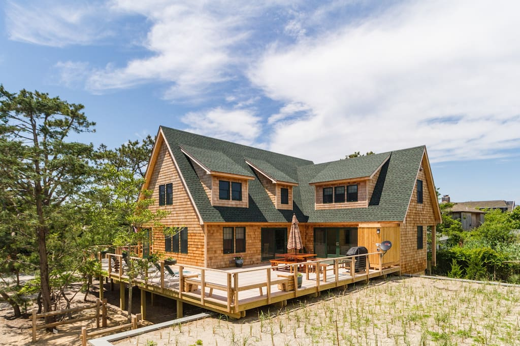 Absolutely immaculate Fire Island getaway perfect for your family at this wonderful home
