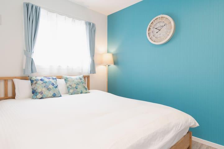 Bed Room A(2F)