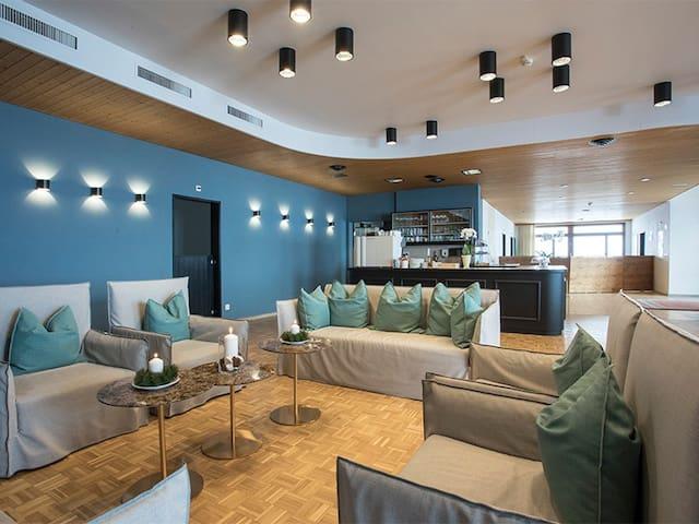 Hotel Miraval, Cumbel - Lobby