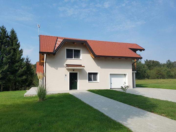 Cozy house in Gorski Kotar