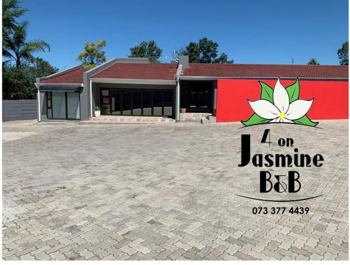 4 On Jasmine B&B provides Comfort and cleanliness.