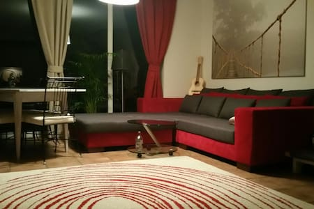 Gemütliche Wohnung mit Garten - Bargteheide - Flat