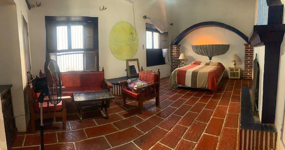 """Habitación """"Bob"""" en Casa Roberto"""