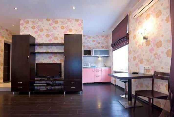 stylish apartment - Noisy-le-Roi - Rumah