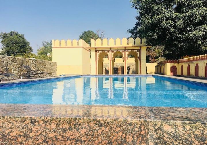Heritage Resort in Pushkar ( Near Market and Lake)