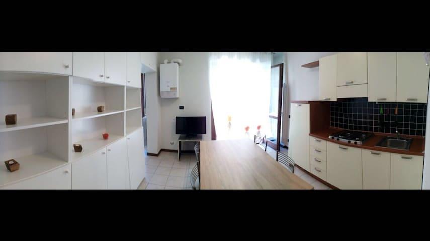 Квартира для отдыха круглый год - Tromello - Departamento