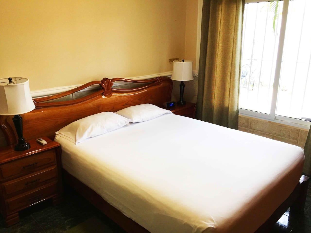 hostal colina room 1 casa particulars cuba for rent in varadero