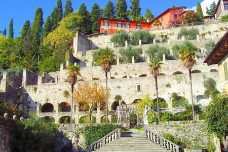 Appartamento Delizia con vista lago mozzafiato - Toscolano Maderno - Apartmen