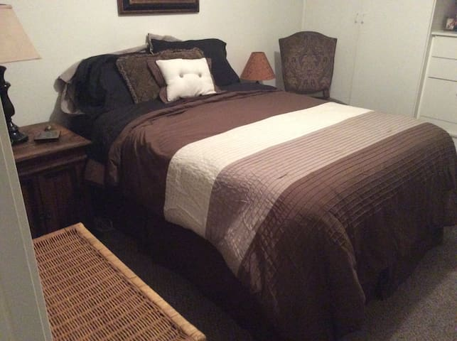 Cozy Home with a Private Room for you. - Los Angeles - Condominio
