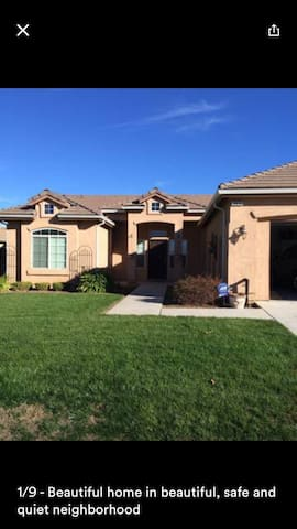 N FRESNO / SAFE AREA ENTIRE HOME - Fresno - Talo