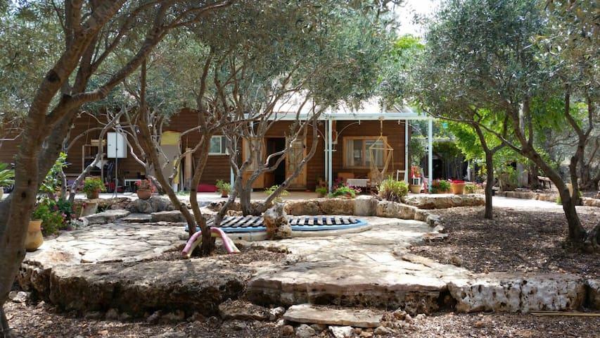 Beautiful house in eco village klil - Klil - Maison