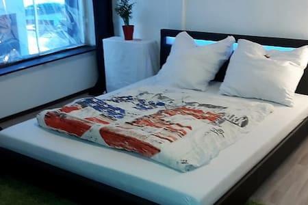 1-Zimmer-Wohnung im Herzen der Oberstadt - Marburg - Appartement