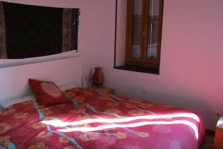 Chambre chez l'habitant dans un hameau très calme - Lézat-sur-Lèze - Gästhus