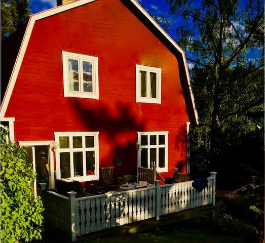 Sjarmerende feriehus i Tösse, Dalsland